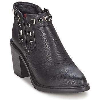 Pantofi Femei Botine Gioseppo MOSENA Negru