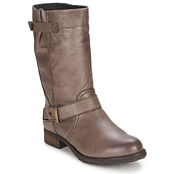 Pantofi Femei Cizme casual Gioseppo FREIRE Taupe