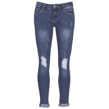 Îmbracaminte Femei Jeans slim Yurban IFOUNOLE Albastru / Medium