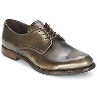 Pantofi Femei Pantofi Derby n.d.c. FULL MOON MIRAGGIO Negru / Moire