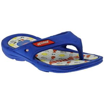 Pantofi Copii  Flip-Flops Peppa Pig  albastru