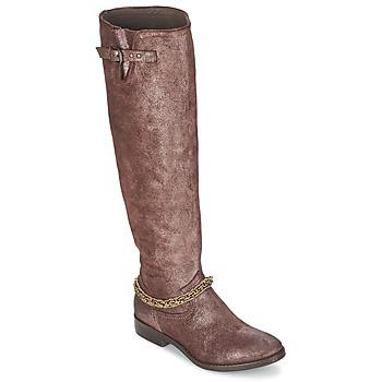 Pantofi Femei Cizme casual Now JUBILEE Bronz