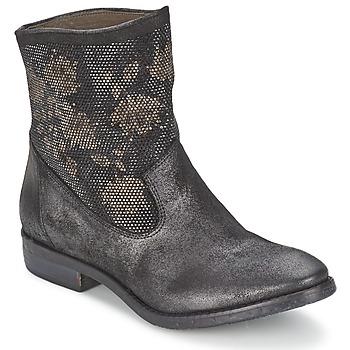 Pantofi Femei Ghete Now FALI Negru
