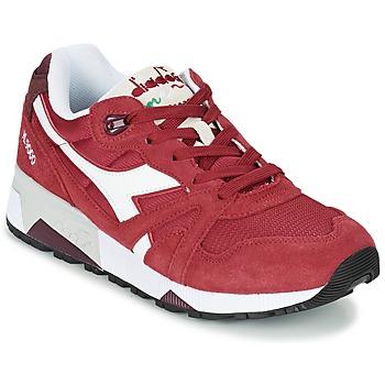 Încăltăminte Pantofi sport Casual Diadora N9000 III Roșu