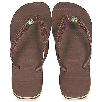 Pantofi  Flip-Flops Havaianas BRASIL Maro