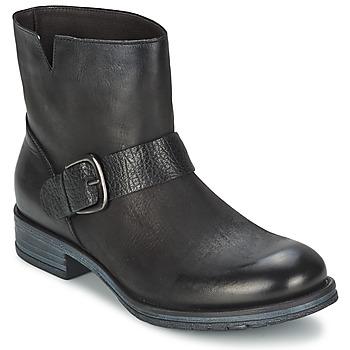 Pantofi Femei Ghete Café Noir ROSAS Negru