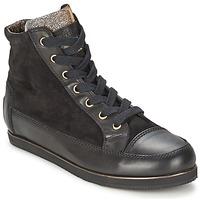 Pantofi Femei Pantofi sport stil gheata Tosca Blu BANGKOK Negru
