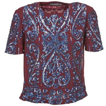 Îmbracaminte Femei Topuri și Bluze Antik Batik NIAOULI Roșu-bordeaux