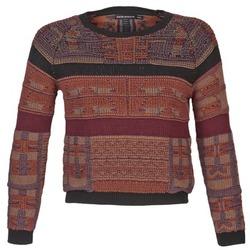 Îmbracaminte Femei Pulovere Antik Batik AMIE Maro ruginiu