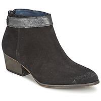 Pantofi Femei Botine Schmoove SECRET APACHE Negru