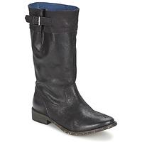 Pantofi Femei Cizme casual Schmoove SANDINISTA BOOTS Negru / Metal