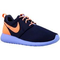 Pantofi Băieți Pantofi sport Casual Nike Roshe One GS Portocalie,Albastru marim