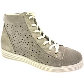 Pantofi Femei Drumetie și trekking Calzaturificio Loren LOC3689ta tortora