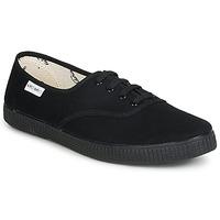 Pantofi Pantofi sport Casual Victoria INGLESA LONA PISO Negru