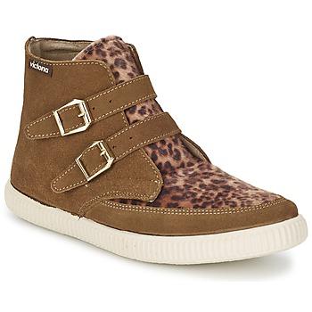 Pantofi Femei Pantofi sport stil gheata Victoria 16706 Maro