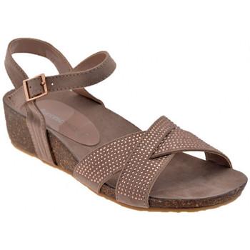 Pantofi Femei Sandale  F. Milano  Gri