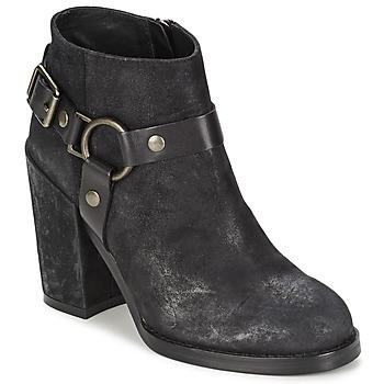 Pantofi Femei Botine Ash FALCON Negru