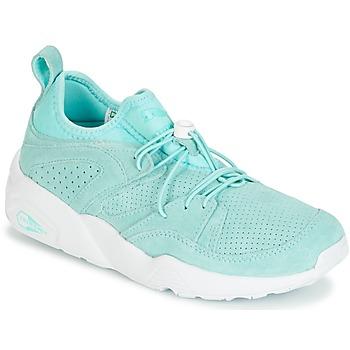 Încăltăminte Femei Pantofi sport Casual Puma BLAZE OF GLORY SOFT WNS Albastru / Alb