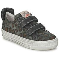 Pantofi Copii Pantofi sport Casual Diesel JERMAN Gri / Leopard
