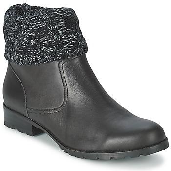 Pantofi Femei Ghete Mellow Yellow RAY Negru