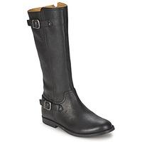 Pantofi Fete Cizme casual Start Rite GALLOP Negru