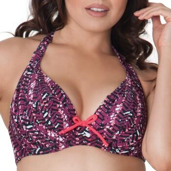 Îmbracaminte Femei Costume de baie separabile  Curvy Kate CS2921 CHERRY BERRY violet