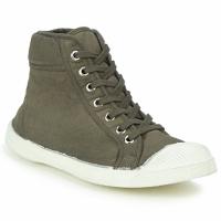 Pantofi Pantofi sport stil gheata Bensimon TENNIS MID Taupe