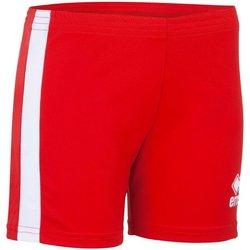 Îmbracaminte Femei Pantaloni scurti și Bermuda Errea Short femme  Amazon rouge/blanc