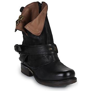 Pantofi Femei Ghete Airstep / A.S.98 SAINT BIKE Negru