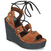 Pantofi Femei Sandale  Sonia Rykiel 622908 Tabac