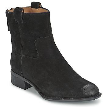 Pantofi Femei Ghete Nine West JARETH Negru