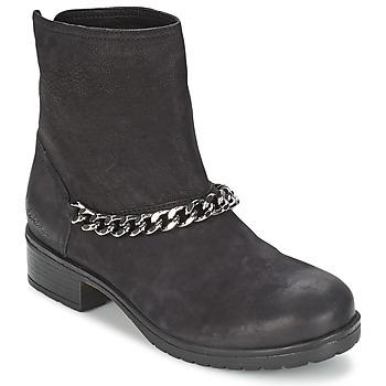Pantofi Femei Ghete Redskins LEPICA Negru