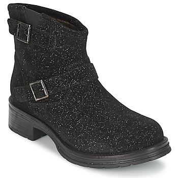 Pantofi Femei Ghete Redskins YALO Negru