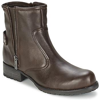 Pantofi Femei Ghete One Step IAGO Choco