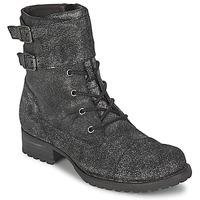 Pantofi Femei Ghete One Step IDAN Argintie
