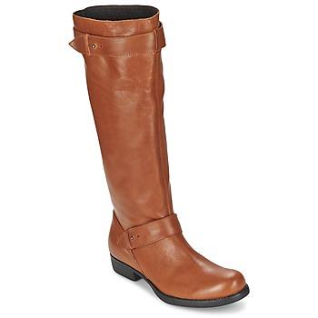 Pantofi Femei Cizme casual One Step IANNI Caramel