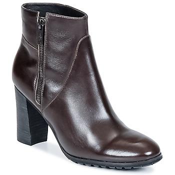 Pantofi Femei Botine One Step ISIAH Choco