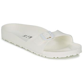 Pantofi Femei Papuci de vară Birkenstock MADRID EVA Alb