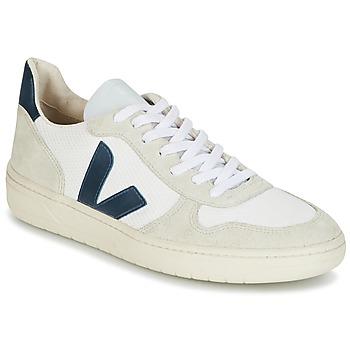 Pantofi Pantofi sport Casual Veja V-10 Alb / Albastru