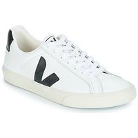 Pantofi Pantofi sport Casual Veja ESPLAR LOW LOGO Alb / Negru