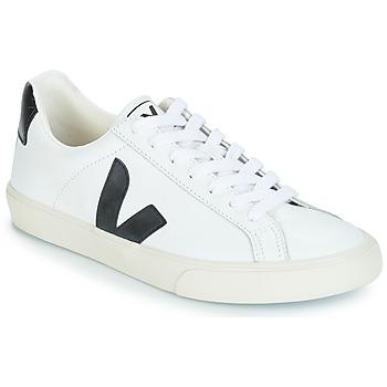 Încăltăminte Pantofi sport Casual Veja ESPLAR LOW LOGO Alb / Negru
