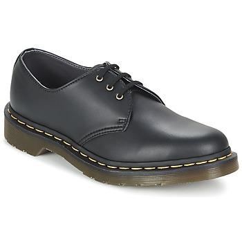 Încăltăminte Pantofi Derby Dr Martens VEGAN 1461 Negru