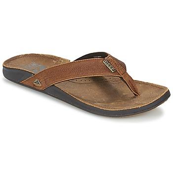 Pantofi Bărbați  Flip-Flops Reef REEF J-BAY III Camel