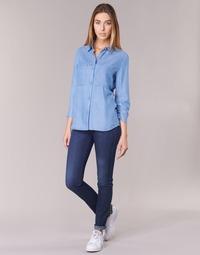 Îmbracaminte Femei Jeans skinny Armani jeans HERTION Albastru