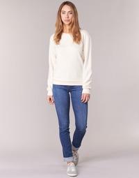Îmbracaminte Femei Jeans drepti Armani jeans HOUKITI Albastru