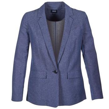 Îmbracaminte Femei Sacouri și Blazere Armani jeans FADIOTTA Albastru