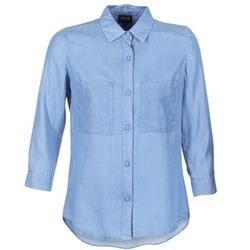 Îmbracaminte Femei Cămăși și Bluze Armani jeans OUSKILA Albastru