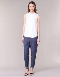 Îmbracaminte Femei Pantalon 5 buzunare Armani jeans JAFLORE Albastru