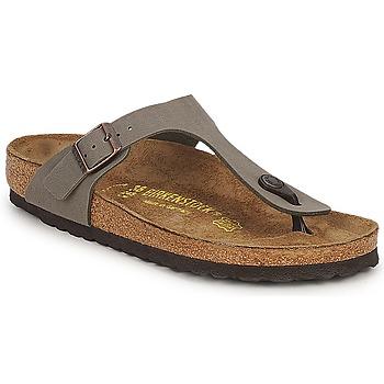 Pantofi  Flip-Flops Birkenstock GIZEH Stone