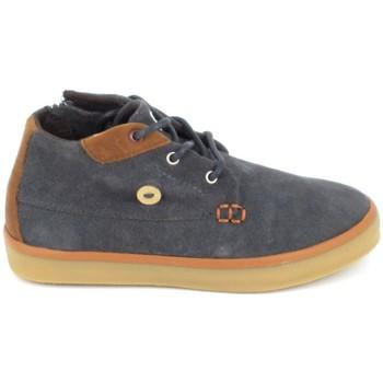 Pantofi Copii Pantofi sport stil gheata Faguo Wattle Suede BB Gris Gri
